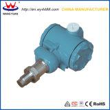 435A chineses nivelam o transmissor de pressão do diafragma 4-20mA