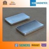 Magneet de van uitstekende kwaliteit van het Blok van het Neodymium N45sh