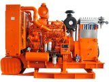 Max. Arbeitsmotorangetriebene Hochdruckreinigungs-Dieselmaschine des Stab-Pressure800/des Maximums Discharge30 l/min