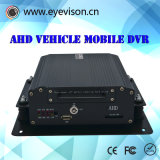 4CH Ahd 720 P bewegliches DVR Suport 128 GBs Statischer Ableiter-Karte Fahrzeug Mobiliedvr 4G Optionen