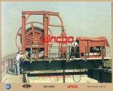 Tirante hidráulico para o tanque