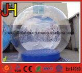 Decorazioni gonfiabili di natale del globo della neve/tenda gonfiabile della bolla