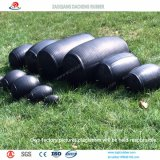 Fiches en caoutchouc gonflables de pipe de diverses caractéristiques avec le poids léger