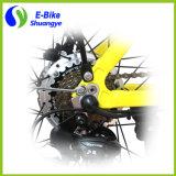 """Shuangye 26の"""" 36V合金フレームによって隠される電池都市電気バイク"""