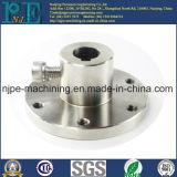 Soemerstklassige CNC-maschinell bearbeitenEdelstahl-Rohr-Flansche