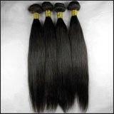バージンのRemyの人間の毛髪の織り方のブラジル人の毛