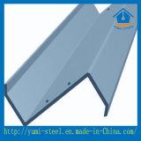 Correa de alta resistencia de la sección de Z para el soporte de material para techos