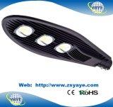 Prezzo competitivo Ce/RoHS/di Yaye 18 3 anni della garanzia della PANNOCCHIA 150 di watt LED di via dell'indicatore luminoso LED di lampada della strada