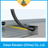 Vvvf Traction Drive Moving Walk / Luggage Conveyor com 0 Degree