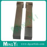 Faible prix poinçon de carbure de tungstène de forme carrée