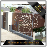 ليزر قطعة ألومنيوم حديقة [مينغت] تصميم