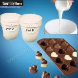 鋳造物の菓子キャンデーのためのFDAプラチナシリコーンゴム