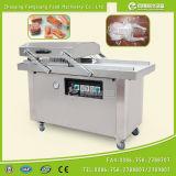 Nahrungsmittelvakuumverpackungsmaschine des doppelten Raum-Dz-600 volle automatische für Fleisch