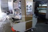 4 Machine van de Druk van de kleur Flexographic met PLC Dr. Blade