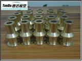 El trabajar a máquina de cobre de cobre amarillo del OEM y producto de cobre de cobre amarillo