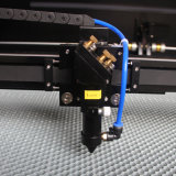 小さい部分木製レーザーの彫版機械(JM-1280H)