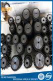 片面 ISO 標準チェーンホイール(溶接ハブ付き)