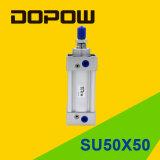 Dopow Su 50X50 표준 압축 공기를 넣은 실린더