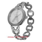 OEM het Horloge van de Bevallige Vrouwen van het Kwarts met de Riemen Fs537 van het Roestvrij staal