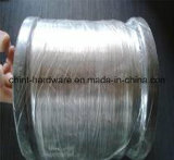 Fil enduit de /PVC de fil de fer galvanisé par approvisionnement d'usine/fil noir de fer dans le boisseau en vente