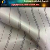Ткань тканья полиэфира сплетенная нашивкой для одежды в товаре наличных дег (S72.75)