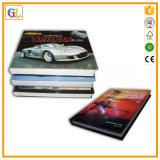 Livre de livre À couverture dure bon marché d'impression faite sur commande de livre