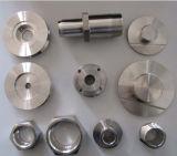 高品質の精密いろいろな種類の鋼鉄機械化の部品