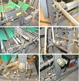 Nichtgewebter flacher Beutel, der Maschine herstellt