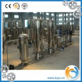 Sistema automático do tratamento da água do tanque de armazenamento da água