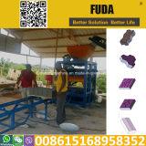 Máquina de fatura de tijolo Qt4-24 em Namíbia