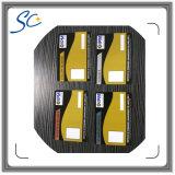 Cr80 Impresión personalizada VIP PVC banda magnética de la tarjeta