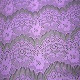 Tissu de lacet de cil pour Madame Garment