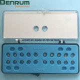 Corchetes ortodónticos del Mbt de la venta caliente de Denrum mini