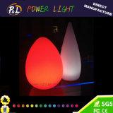Decoratie 16 van de gebeurtenis kleurt de Veranderende LEIDENE Lamp van het Ei