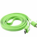 Datos del ABS que cargan el cable del USB de la sinc. para el iPhone androide