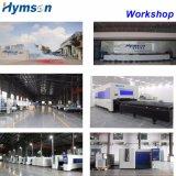 La publicidad de metal de la industria de la máquina de corte láser máquina de corte láser de fibra/barata