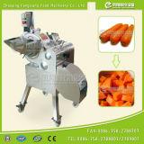 Machine commerciale de Dincing de racine alimentaire et de fruit de la racine CD-800, machine de cube en pomme de terre
