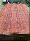 공상 합판에 의하여 브라질 박판으로 만들어지는 로즈 나무