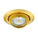 MR16에 의하여 중단되는 조정가능한 천장 전등 설비 강철 (MR16DL150)