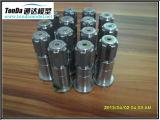 Peça feito-à-medida da máquina do CNC do aço inoxidável