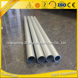 Buis van het Aluminium van de Uitdrijving van het Aluminium van Foshan de Fabriek Geanodiseerde