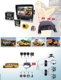 3G/4G/GPS/WiFi 4CH SSD-statischer Ableiter HDD bewegliches DVR mit Aufnahme 1080P für Fahrzeug-Bus-Auto-LKW