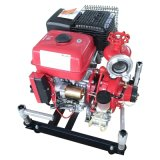 Huaqiu 13HP com motor Lifan da bomba de incêndio