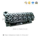 Assy de culasse de 6D Isbe avec deux petites pièces de moteur de Qsb de trou 2831279 4899587