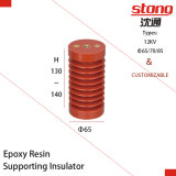 Stong 12kv Switchgear Supporting Epoxy Resin Insulator