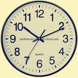 Horloge classique en verre grand mur