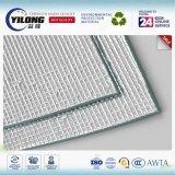 Materiale composito 2017 della gomma piuma del di alluminio di Sunproof XPE