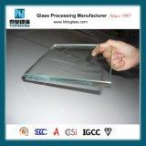 Высокое качество Ar против антибликовым покрытием стекло стекло солнечной энергии