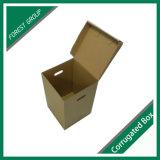 Boîte en papier d'une seule pièce en carton