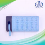 Altavoz sin hilos de Bluetooth de la linterna mini con la función de la batería de la potencia
